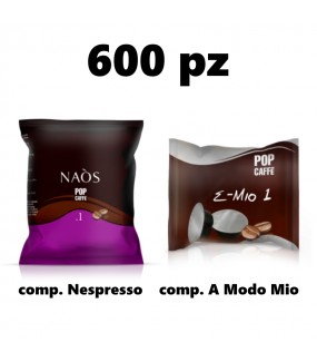 600pz Intenso - Pop Caffè