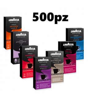 500pz Lavazza - comp....