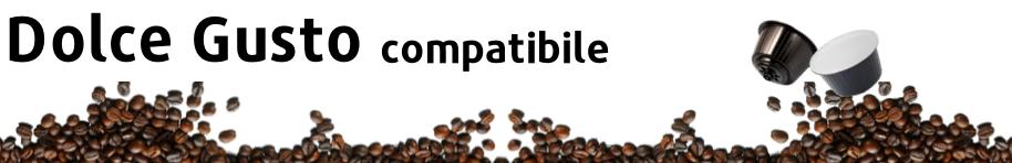 Dolce Gusto compatibile - SOS Caffè
